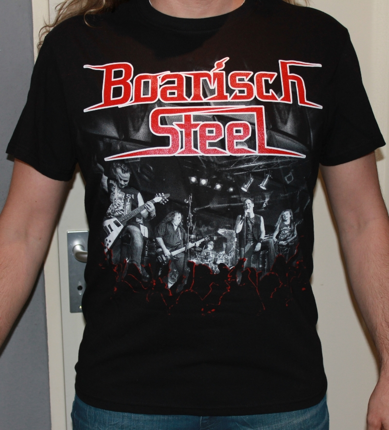 Boarisch Steel Shirt